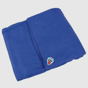 Navy Blue Blanket with EDP logos