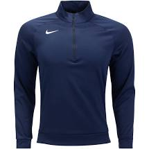 Nike 1/4 Zip Therma Top - Mens and Womens **LIMITED QUANTITIES** - 50% OFF