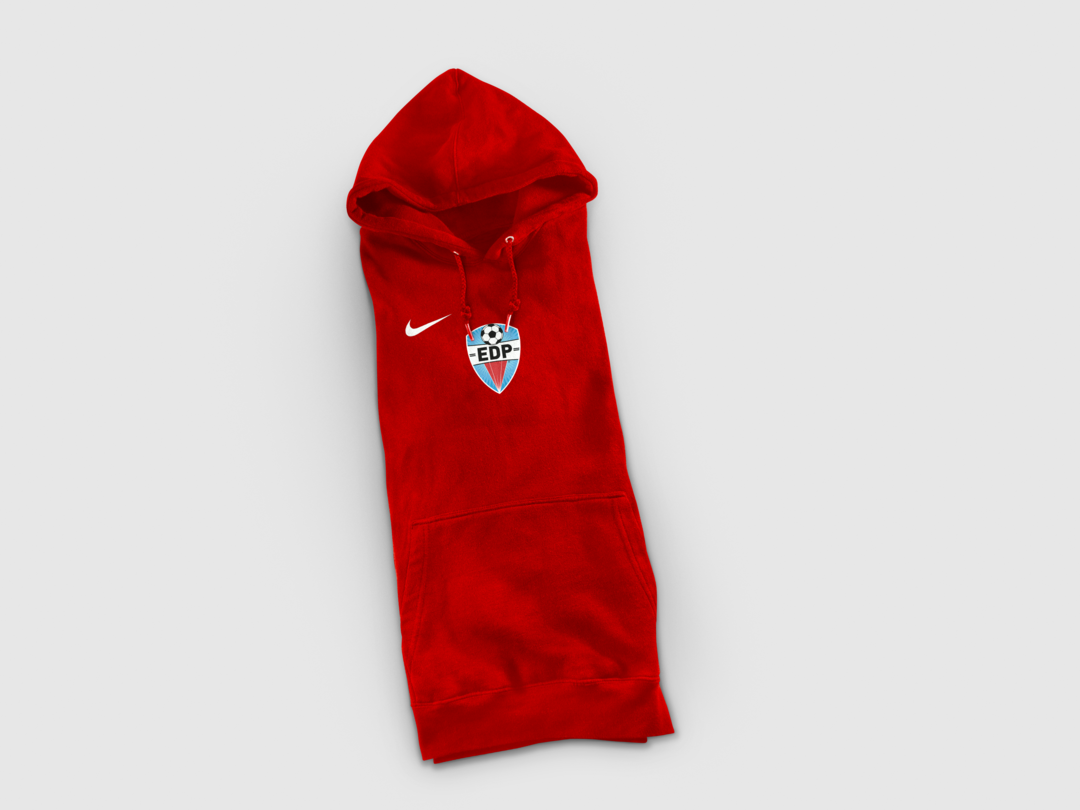 Nike Sportswear Club Fleece Pullover Hoodie - EDP - 35% OFF