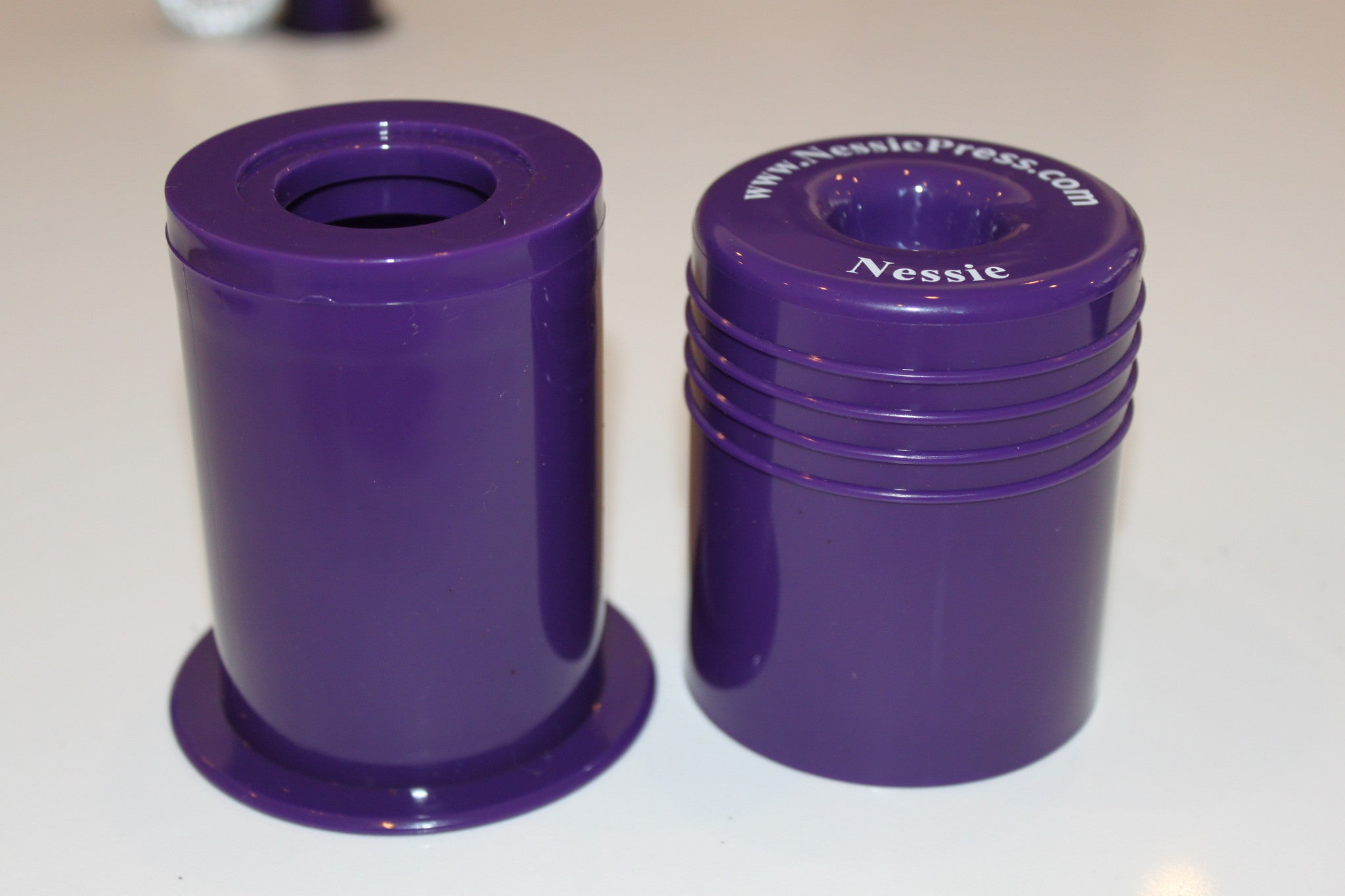 Upress Coffee Capsule Recycler (Purple) + postage - Nessie Press Family