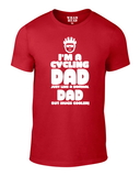 Cycling Dad Cotton Cycling T Shirt - THREADS UP CLOTHING - T Shirts & Hoodies