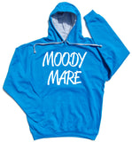 Moody Mare Horse Riders Varsity Hoodie - THREADS UP CLOTHING - T Shirts & Hoodies