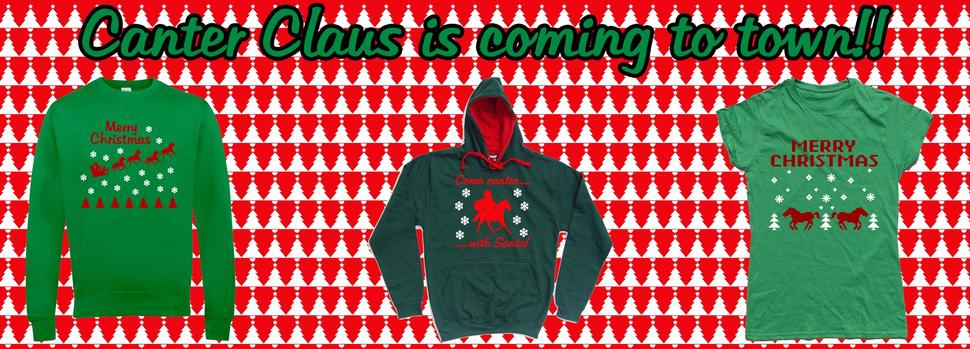 christmas tees hoodies and jumpers