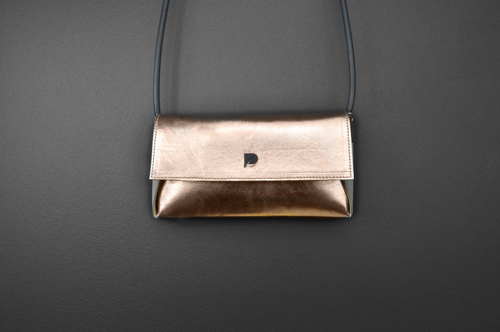 New! PICA Gold clutch