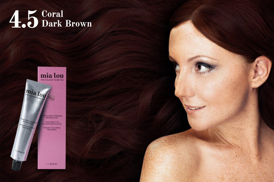 Coral Dark Brown – 4.5
