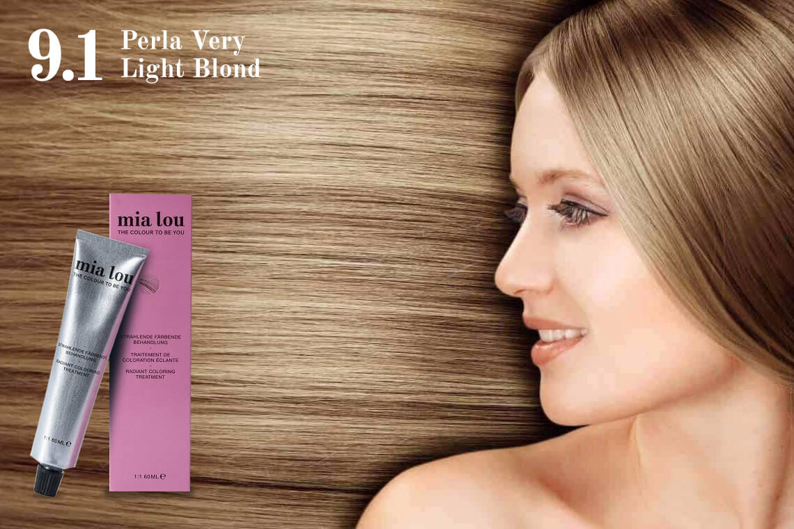 Perla Very Light Blond – 9.1