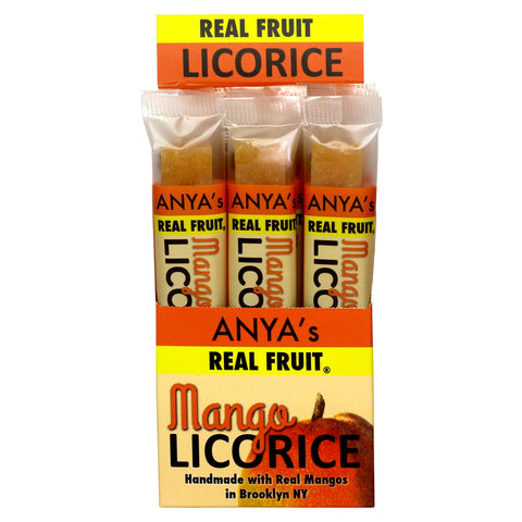 Mango Licorice