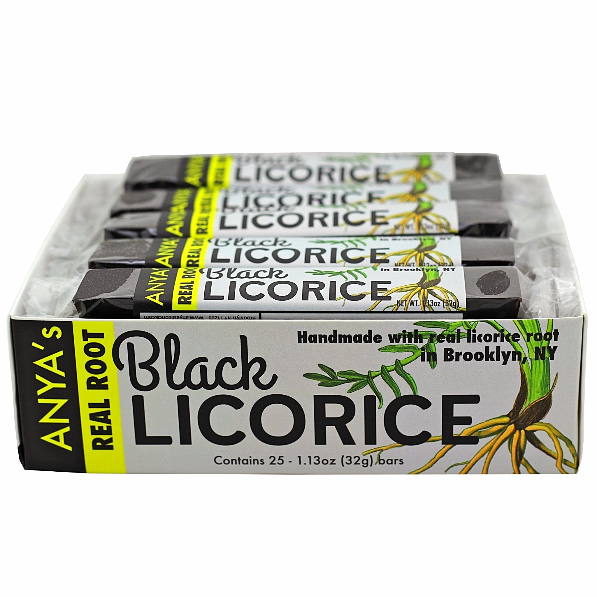 Black Licorice Case