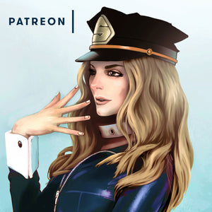 BreakerBot Patreon - Special Portrait