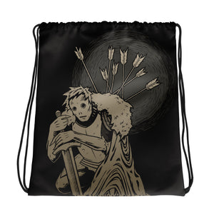 Arrow Knight - Drawstring bag