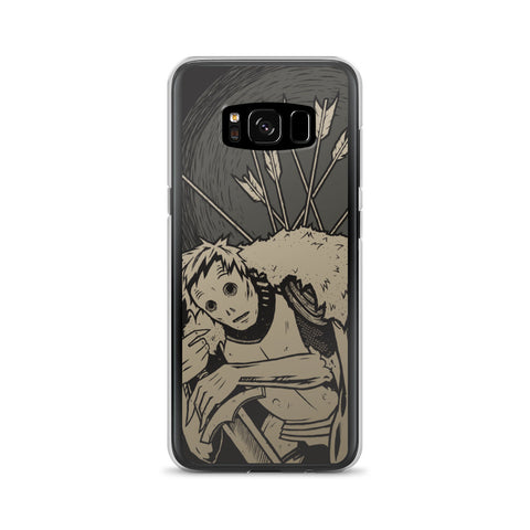 Arrow Knight - Samsung Case