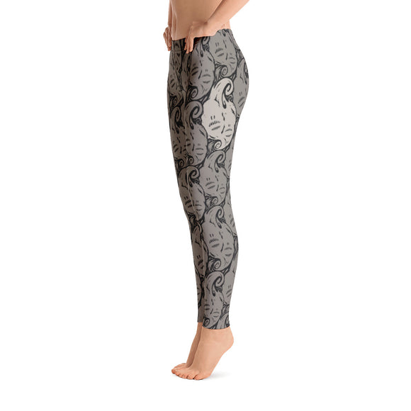 Smoke Scream - Leggings