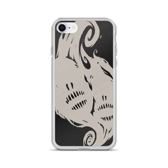 Smoke Scream - iPhone Case