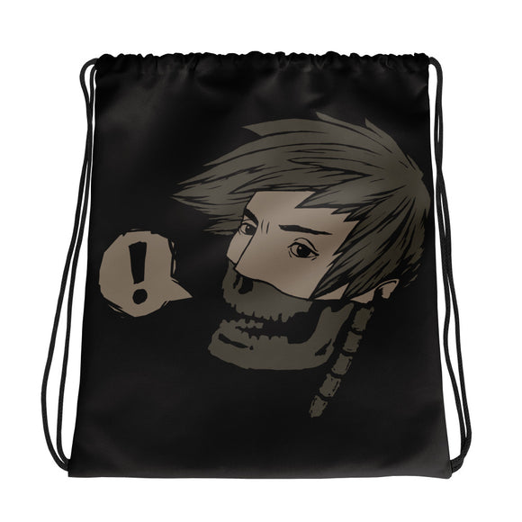 Surprise! - Drawstring bag