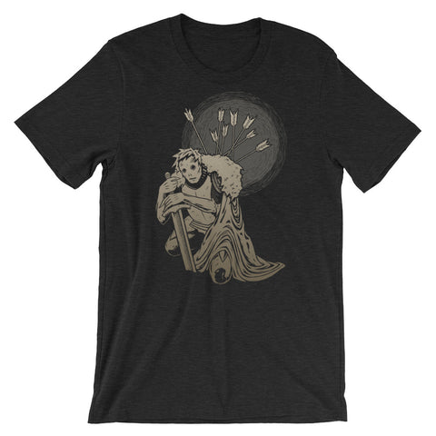 Arrow Knight - Short-Sleeve Unisex T-Shirt