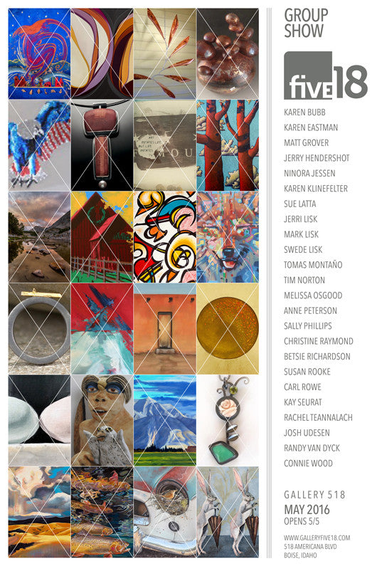 Gallery Five18 May 2016 Group Show