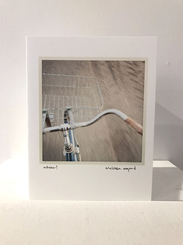 Art Cards, Bicycle