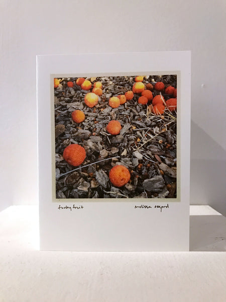 Art Cards, Funky Fruit