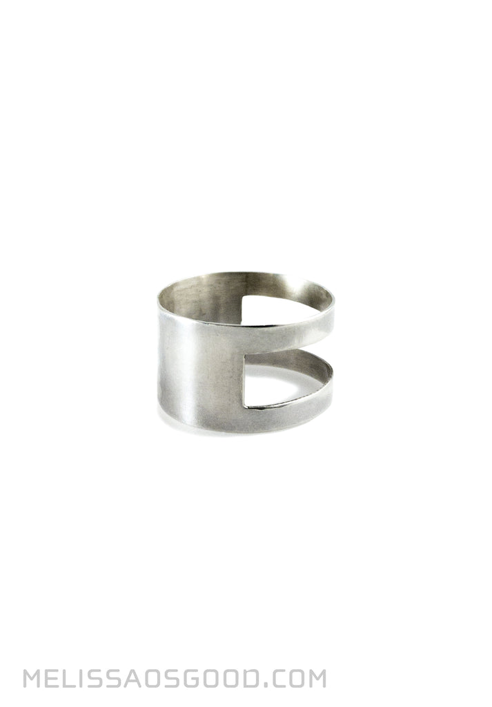 Banded Ring Polished, LOW Profile
