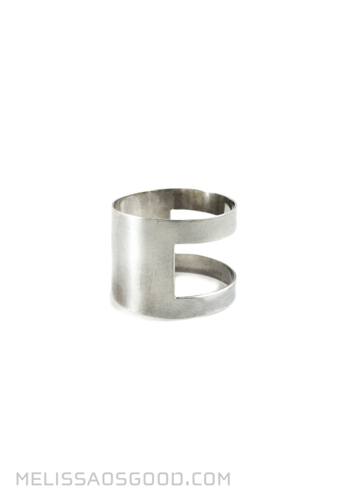 Banded Ring Polished, MEDIUM Profile