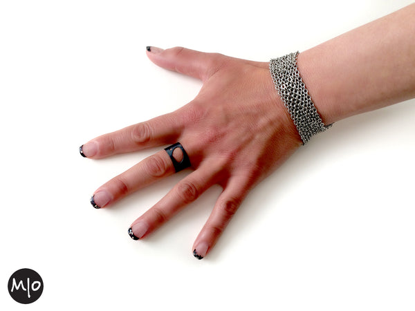 Ring Gift Kit - Custom Pebble Ring or Banded Ring
