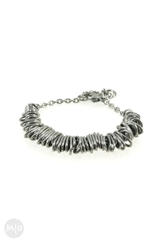 Stainless Steel Bunch Bracelet