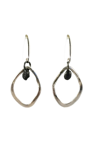 Inner Fire Earrings - Melissa Osgood Studio Store - 1