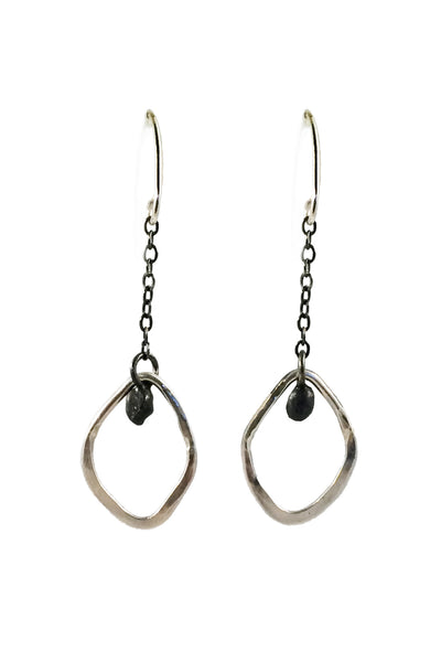 Inner Fire Drop Earrings - Melissa Osgood Studio Store - 1