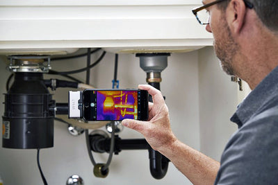 Combining Thermal Imaging Gives Contractors Super Powers!