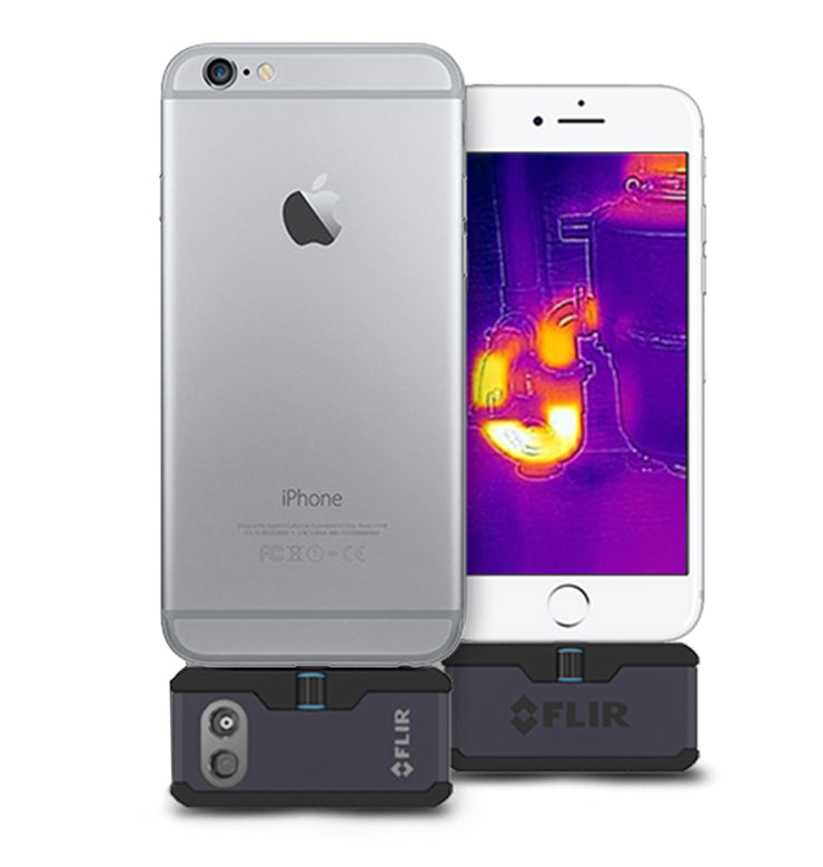 FlirOne Pro thermal imaging camera for mobile devices