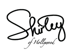shirley of hollywood lingerie logo