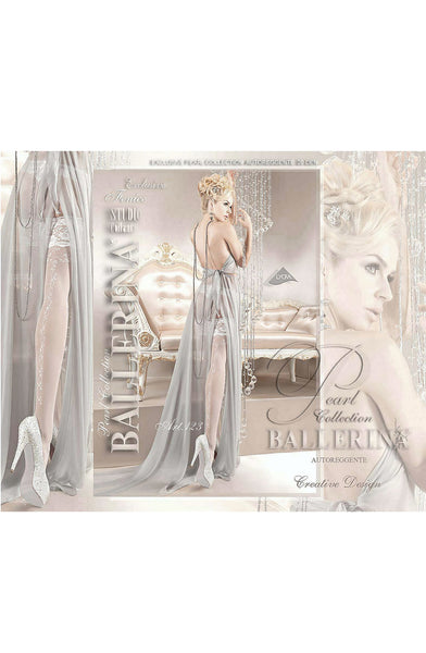 Ballerina Ballerina 123 Hold Up Bianco (White) Bia