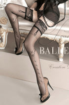 Ballerina Ballerina 127 Hold Up Nero (Black) Black