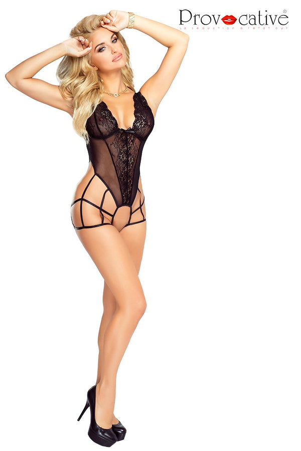 Transparence Body Black