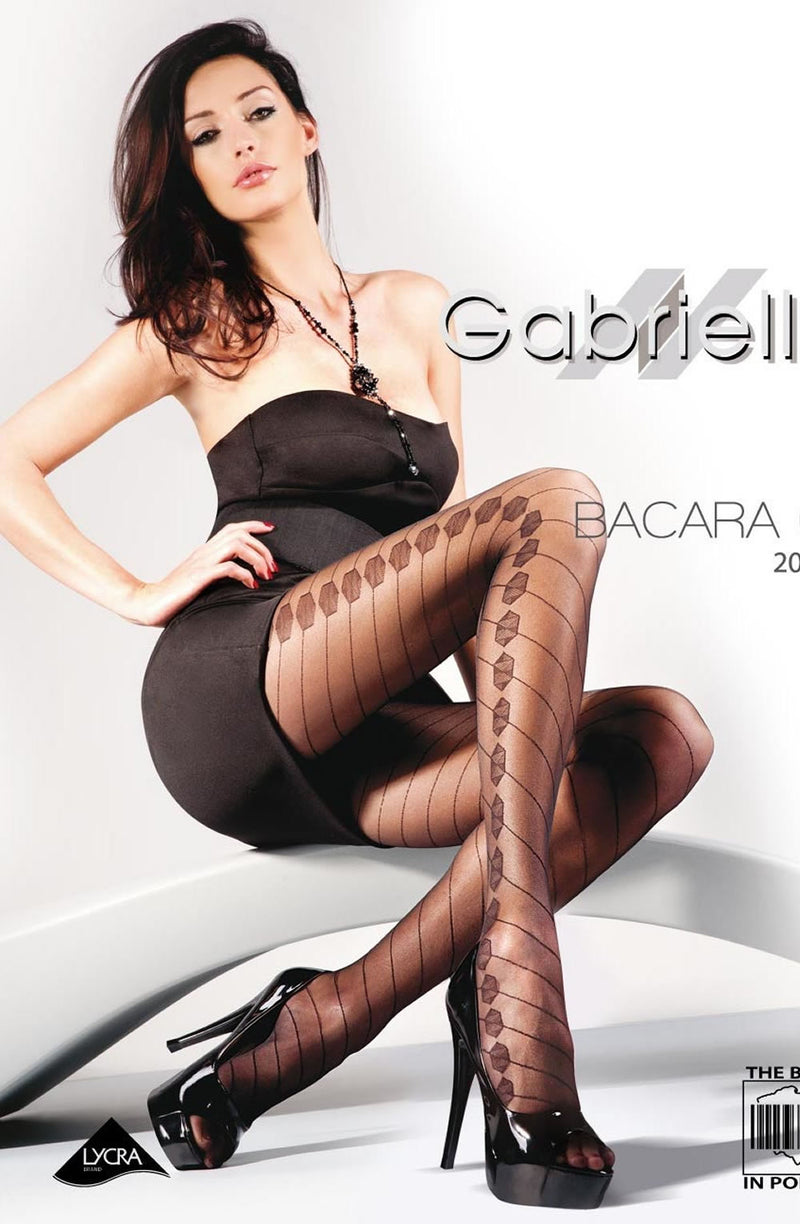 Fantasia Bacara 05-479 Tights Nero
