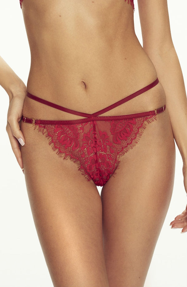 Forever Young Thong Red