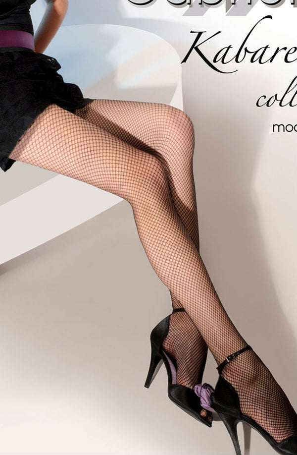 Kabaretta Collant 151-230 Tights Nero
