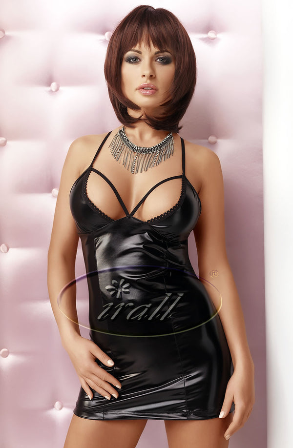 Irall Erotic Irall Erotic Lexi Dress BlackXXLarge