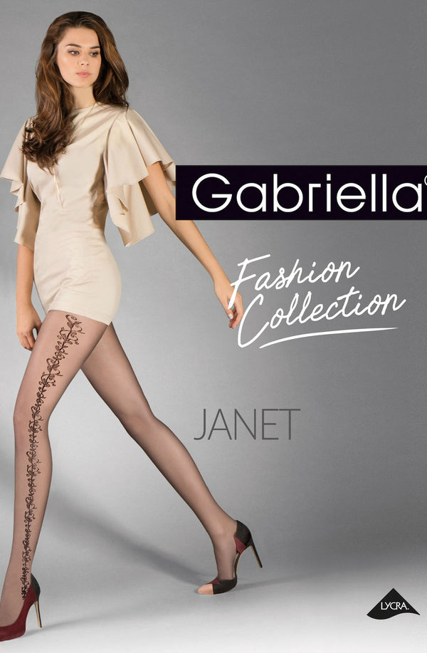 Janet Tights Black