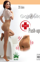 Gabriella Classic Push Up 20 Tights Biege4 (L)