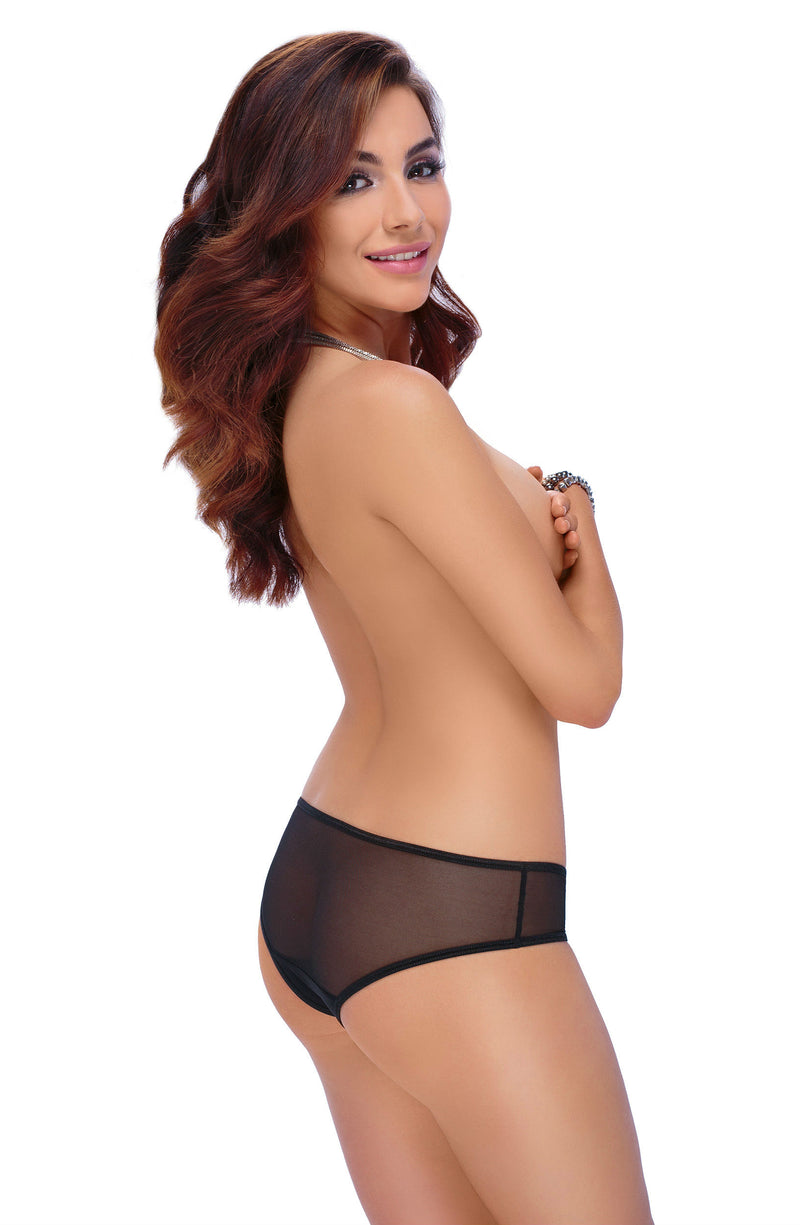 Amaranta Brief Black