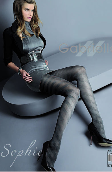 Gabriella Fantasia Sophie Tights Smoky4 (L)
