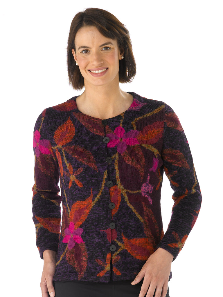 Alpaca Knitwear - Caral Flower by Raffa at Artisan Route