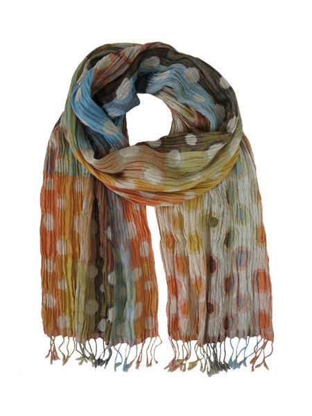 Silk Scarves - Planet Pastel Mix by Artisan Route