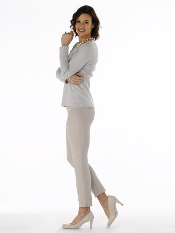 Ladies Trousers - Zene 2 in Sand at Artisan Route