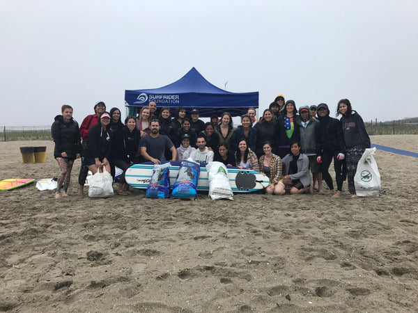 Doing Our Part: Rockaway Beach Cleanup