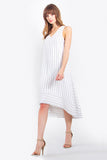 Vertigo Stripe Dress