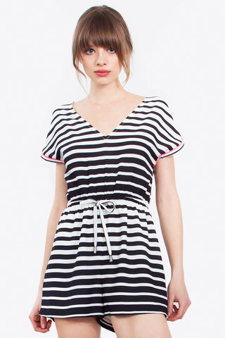 Seaside Stripes Romper