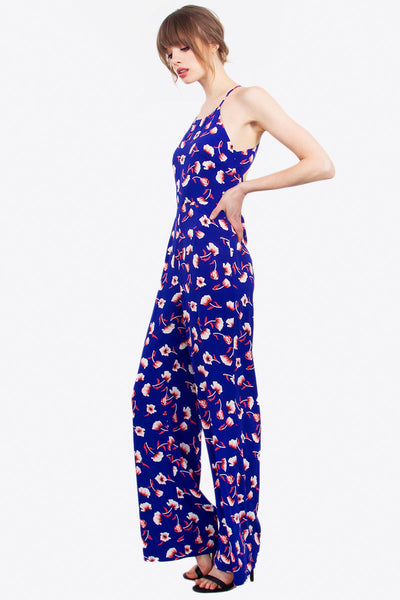 Floral Punch Jumpsuit