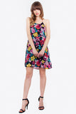 Tropical Rose Dress